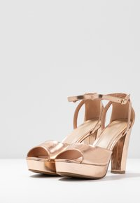 Anna Field - High heeled sandals - rose gold