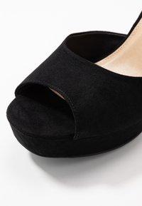 Anna Field - High heeled sandals - black - 2