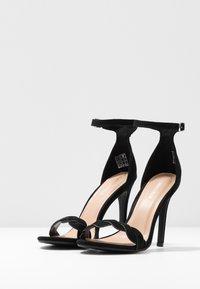 Anna Field - Højhælede sandaletter / Højhælede sandaler - black - 4
