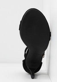 Anna Field - Højhælede sandaletter / Højhælede sandaler - black - 6