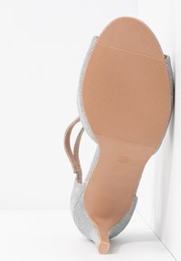 Anna Field - High heeled sandals - silver - 6