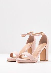 Anna Field - Sandaler med høye hæler - rose - 4