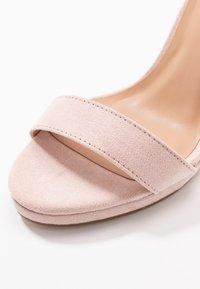 Anna Field - Sandaler med høye hæler - rose - 2