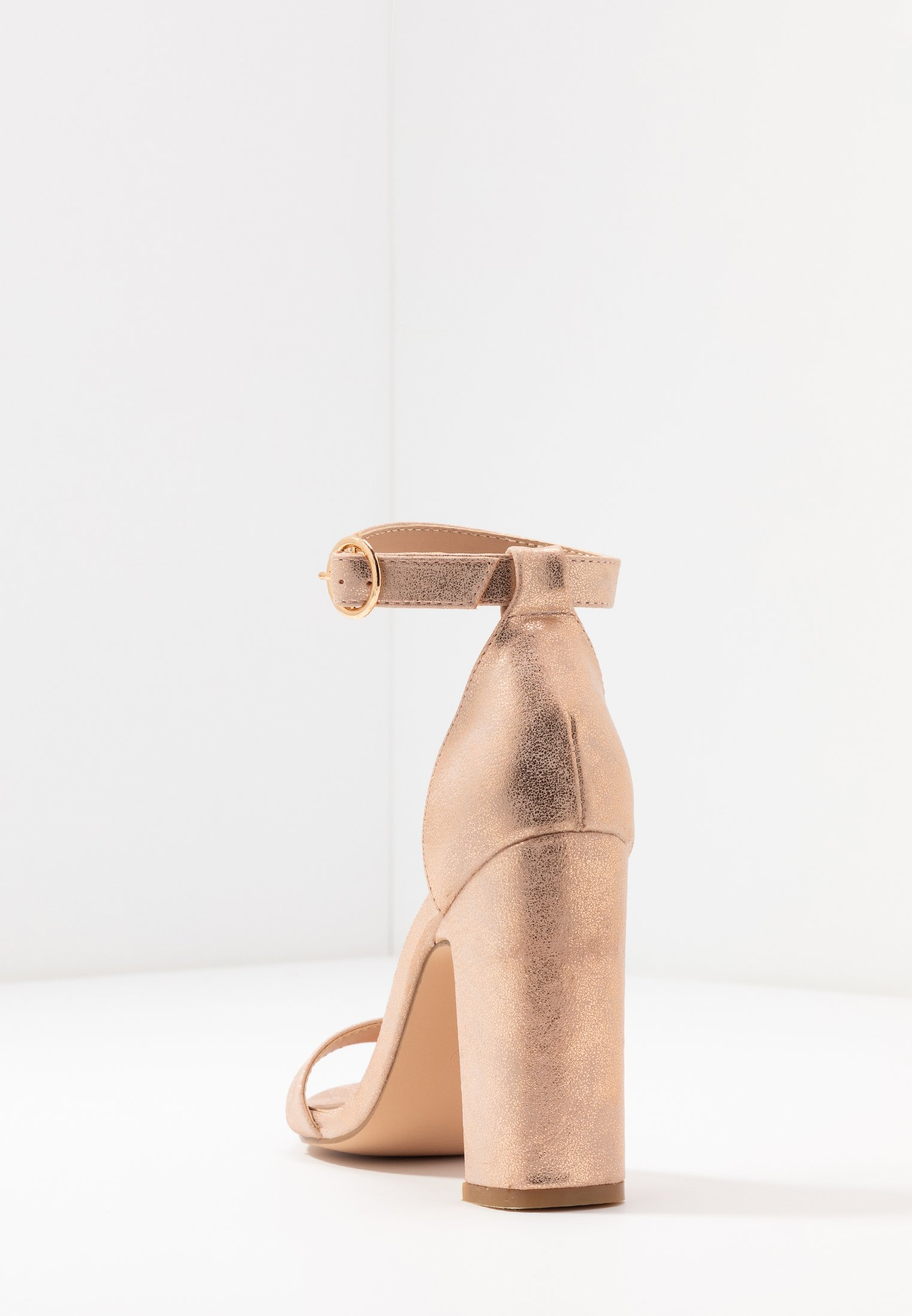 Anna Field High heeled sandals - rose gold