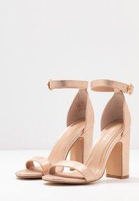 Anna Field - Sandaler med høye hæler - rose gold - 4