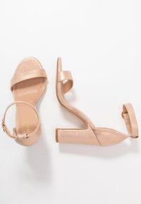 Anna Field - Sandaler med høye hæler - rose gold - 3