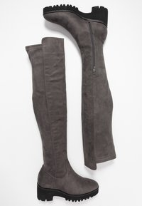 Anna Field - Over-the-knee boots - dark grey - 3