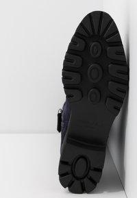 Anna Field - Platform boots - dark blue - 6
