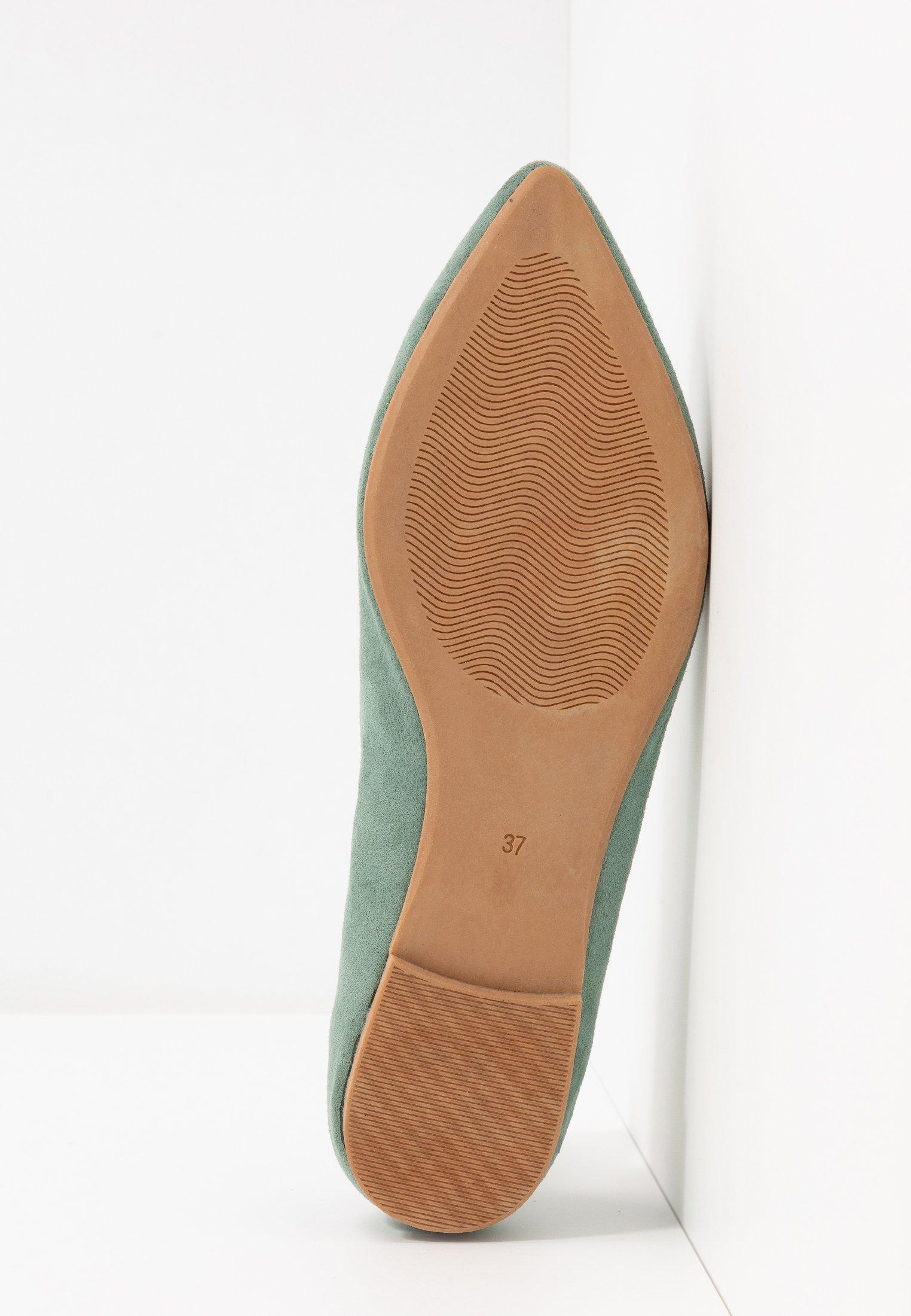 Anna Field Baleriny - mint