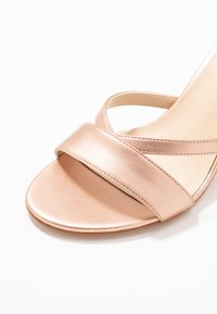Anna Field - LEATHER - Sandals - rose gold - 2