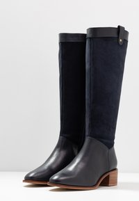 Anna Field - LEATHER BOOTS - Boots - dark blue - 2