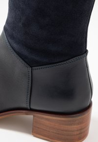 Anna Field - LEATHER BOOTS - Boots - dark blue - 5