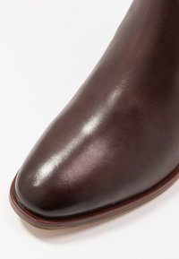 Anna Field - LEATHER BOOTS - Kozaki - dark brown - 2