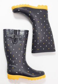 Anna Field - Wellies - dark blue - 3