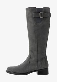 Anna Field - LEATHER BOOTS - Boots - grey - 1