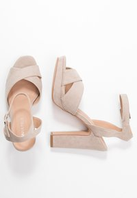Anna Field - High heeled sandals - beige