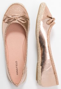 Anna Field - Ballerines - rose gold - 3