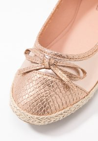Anna Field - Ballerines - rose gold - 2