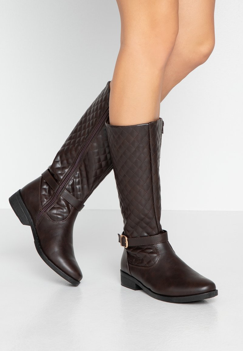 Anna Field - Bottes - brown