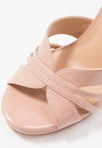 Anna Field - Sandalen met hoge hak - nude - 2