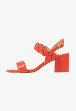Sandaler - orange
