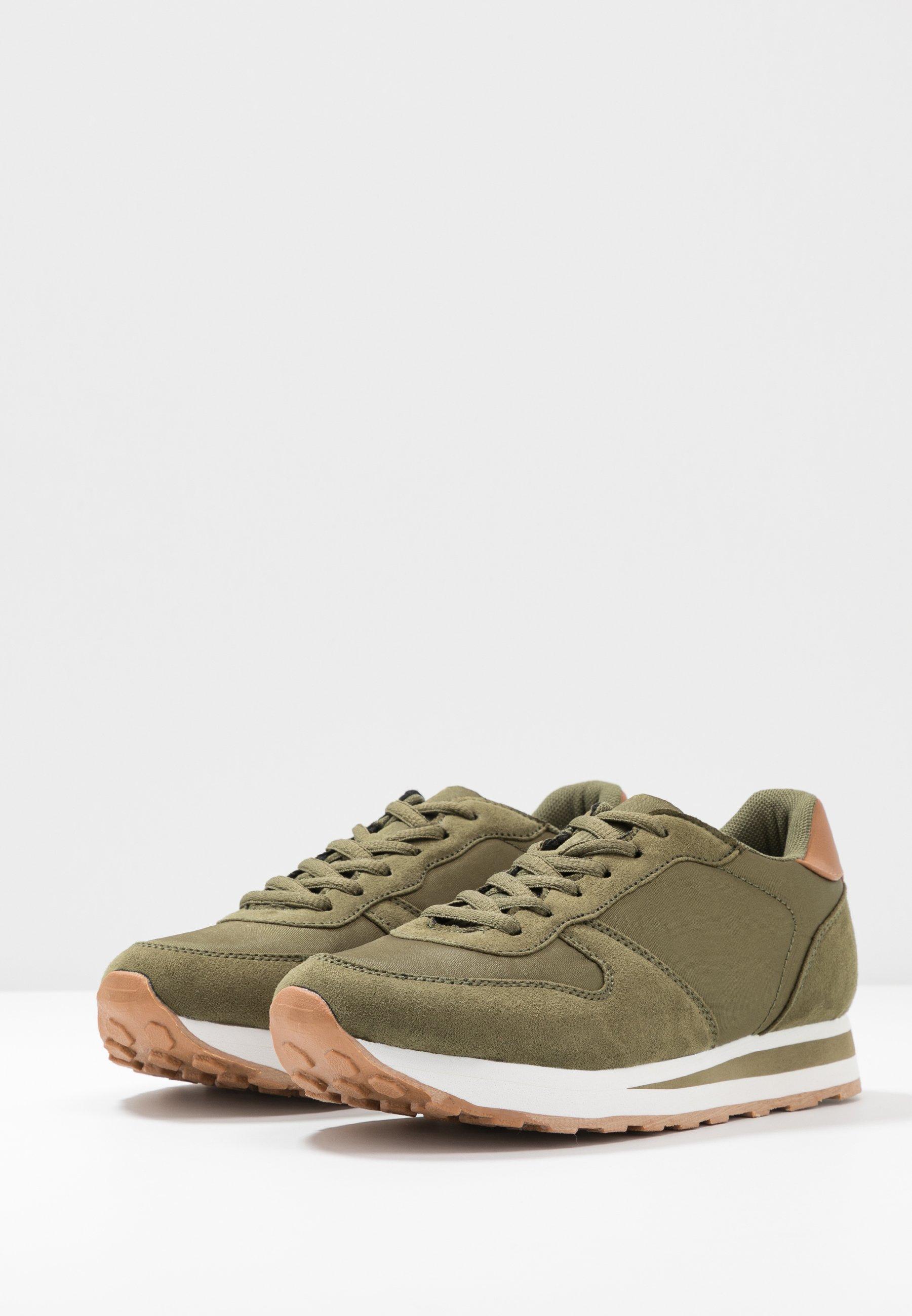 Anna Field Sneakersy niskie - khaki