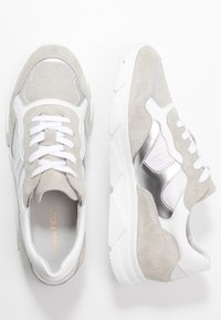 Anna Field - LEATHER TRAINERS - Trainers - grey - 3