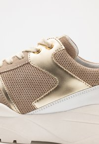 Anna Field - LEATHER TRAINERS - Tenisky - brown - 2