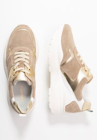 Anna Field - LEATHER TRAINERS - Tenisky - brown - 3