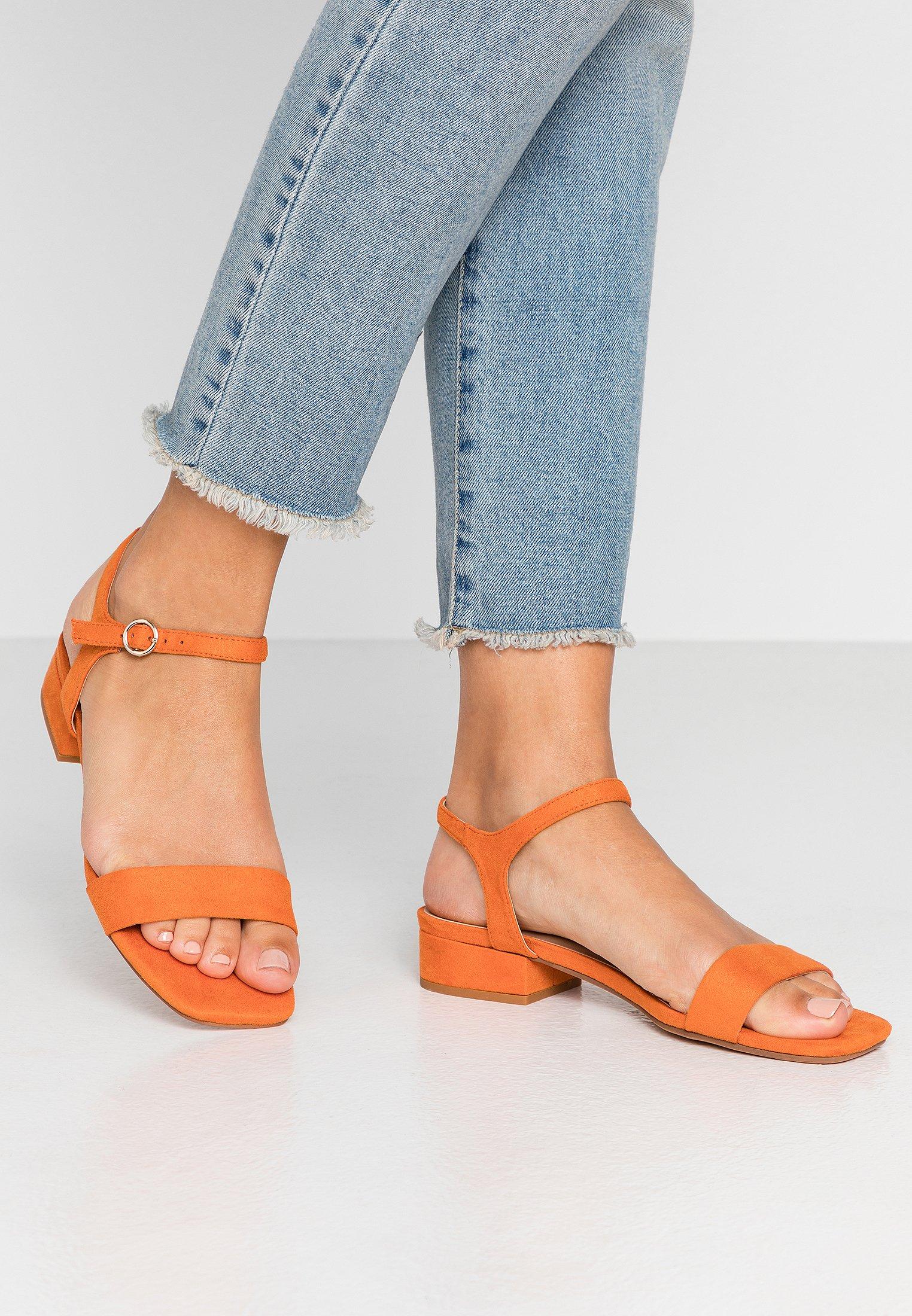 Sandali orange