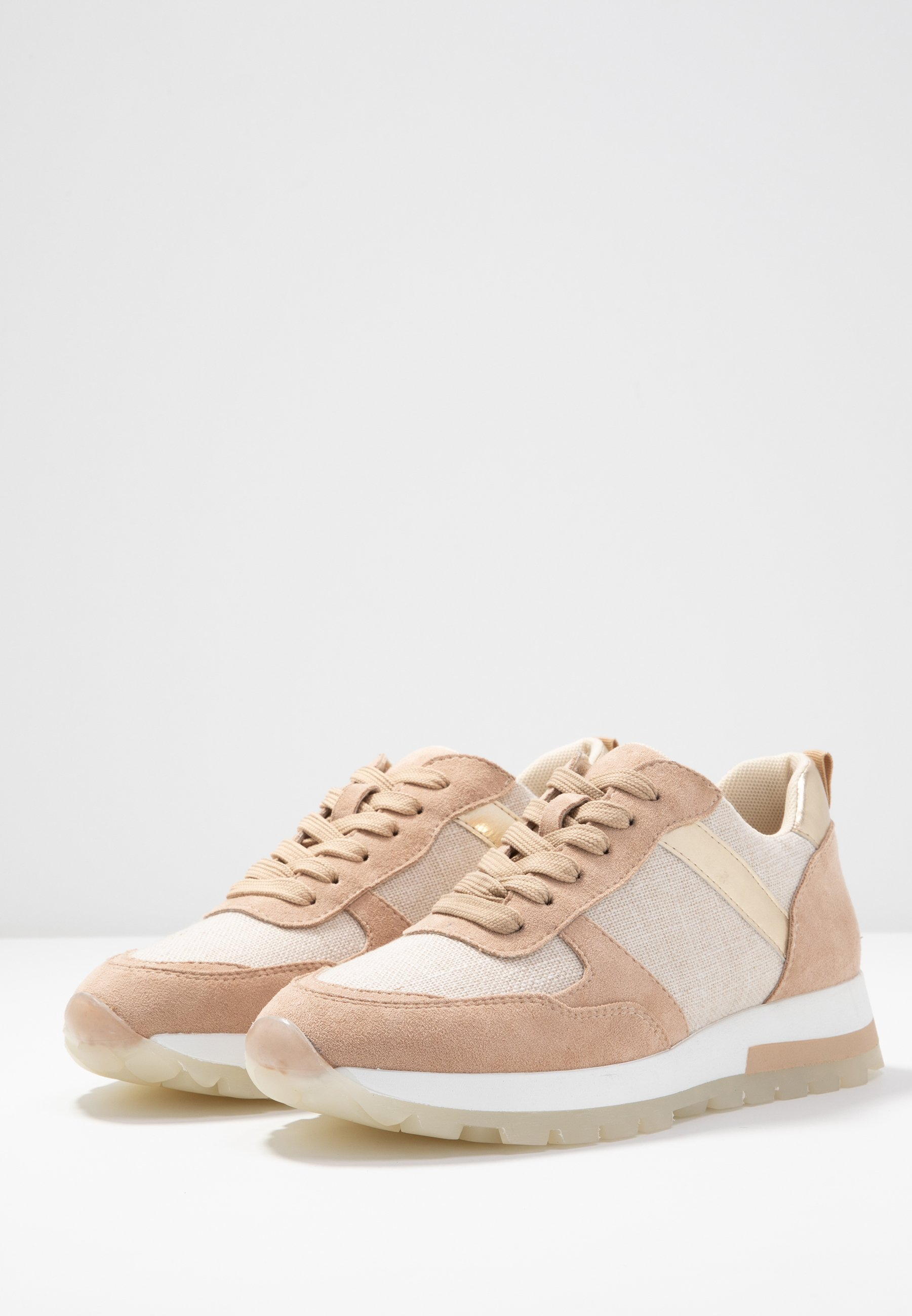 Anna Field Sneakersy niskie - nude