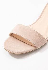 Anna Field - LEATHER SANDALS - Sandali - nude - 2