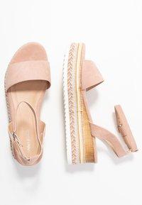 Anna Field - Platform sandals - nude - 3