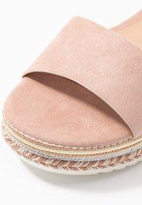 Anna Field - Platform sandals - nude - 2