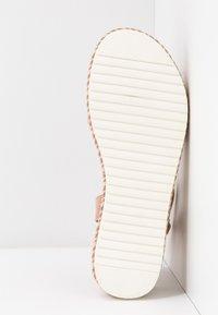 Anna Field - Platform sandals - nude - 6