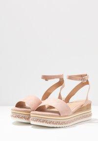 Anna Field - Platform sandals - nude - 4