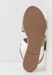 Anna Field - Sandals - green - 6