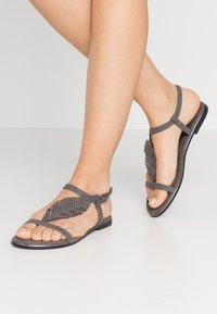 Anna Field - Teensandalen - grey - 0