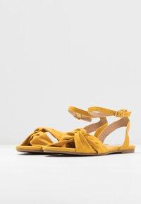 Anna Field - Sandaler - yellow - 4