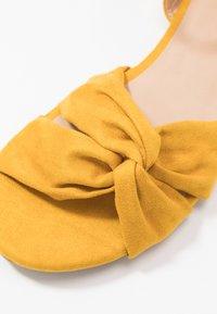 Anna Field - Sandaler - yellow - 2
