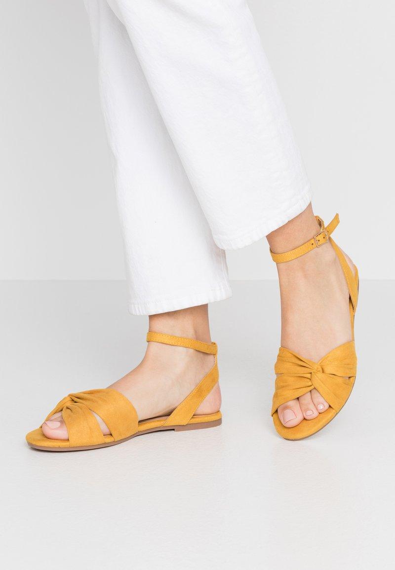 Anna Field - Sandaler - yellow