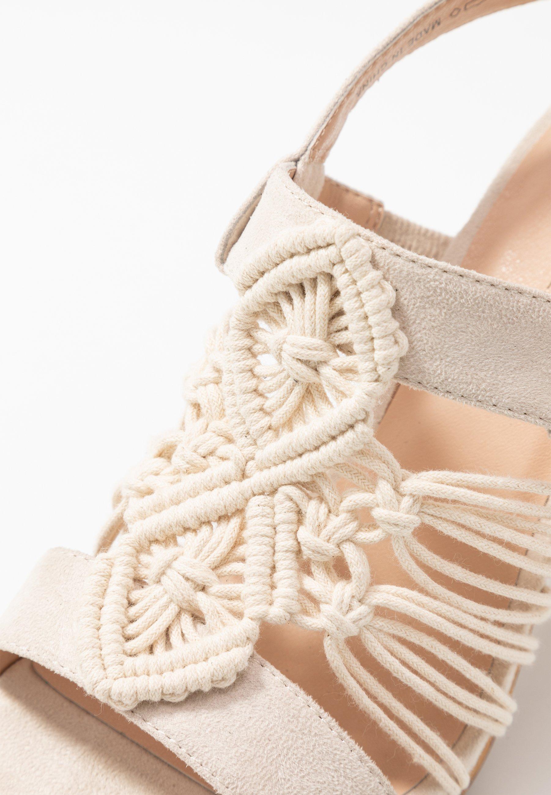 Anna Field Sandaletter - White