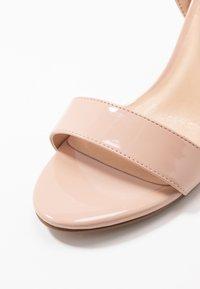 Anna Field - Korolliset sandaalit - nude - 2