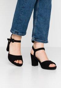Anna Field - Sandals - black - 1