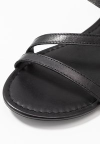 Anna Field - LEATHER SANDALS - Sandals - black - 2