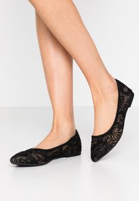 Anna Field - Ballet pumps - black - 0