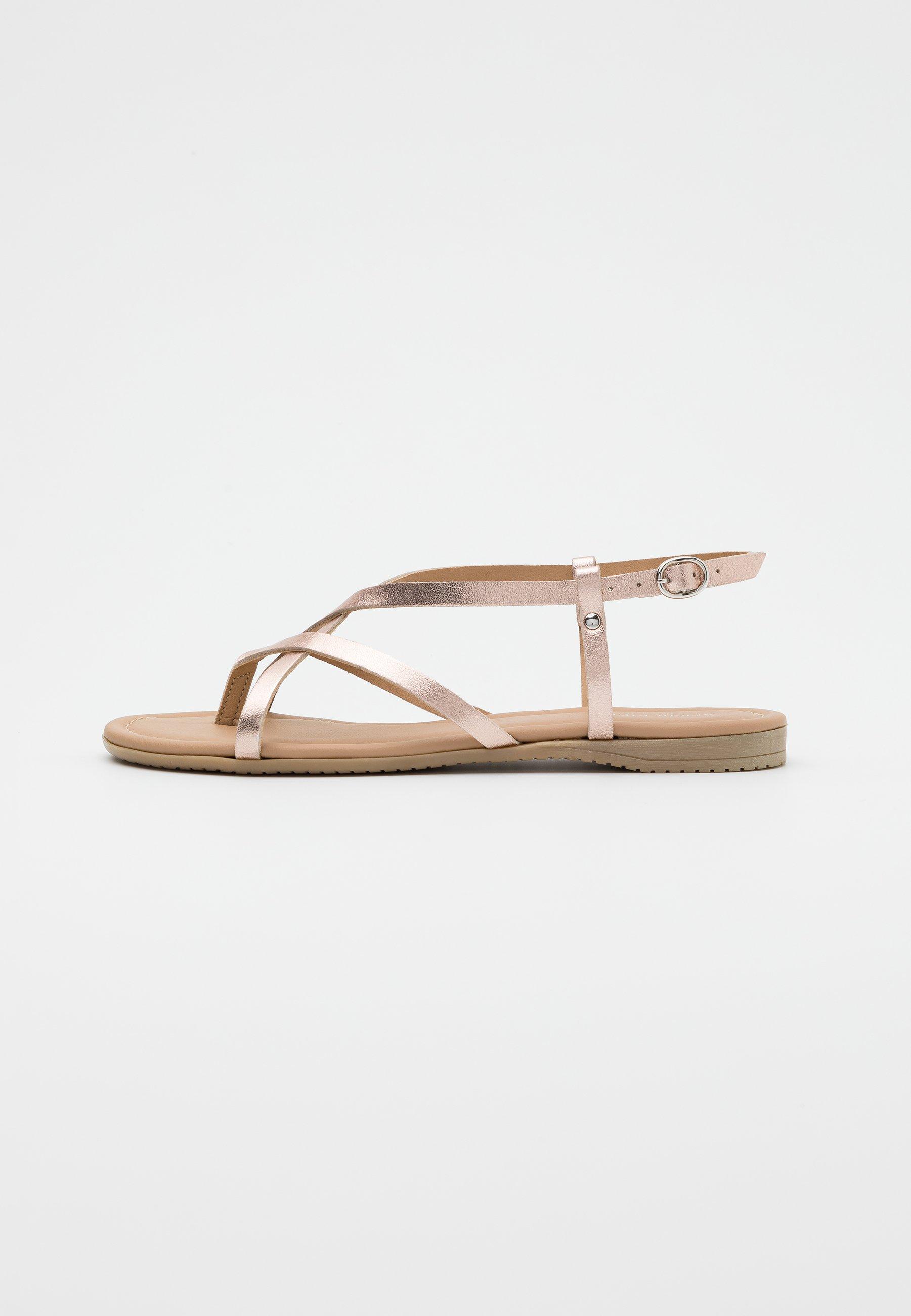 Goldene Sandalen für Damen online kaufen | Zalando