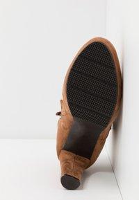 Anna Field - High heeled boots - cognac - 6