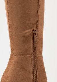 Anna Field - High heeled boots - cognac - 2