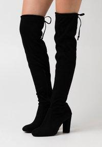Anna Field - High heeled boots - black - 0